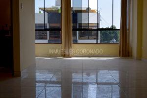 Dpto. vacio Solano Urb. San Andres 6 piso WR