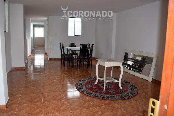 Dpto. Vacio Pedro Muñiz 3 piso