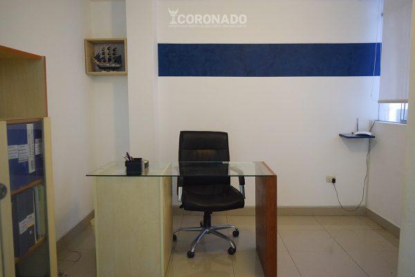 Oficina amoblada Coworking 3 piso Trujillo