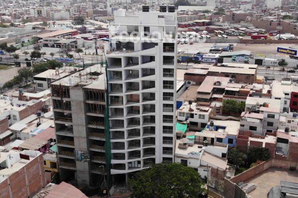 Proyecto San Fernando SKY Dpto. Venta